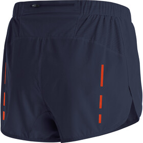 GORE WEAR Split Shorts Herrer, blå